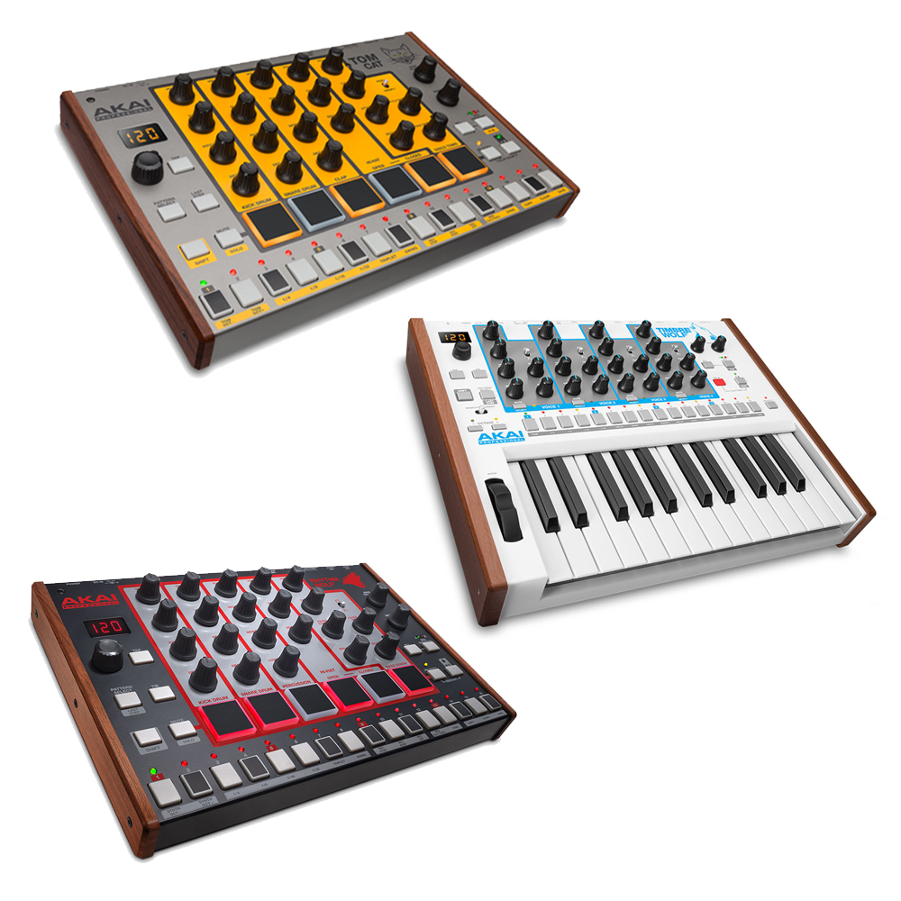 Synthesizers / Drumcomputers