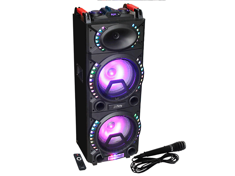 Ibiza STUPDJ210 stand up DJ all-in-one box 1000 Watt