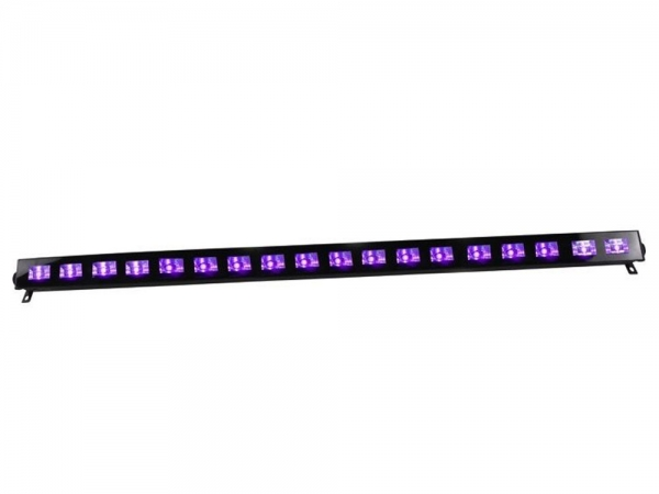 Ibiza Light LED-UVBAR18 UV wash blacklight