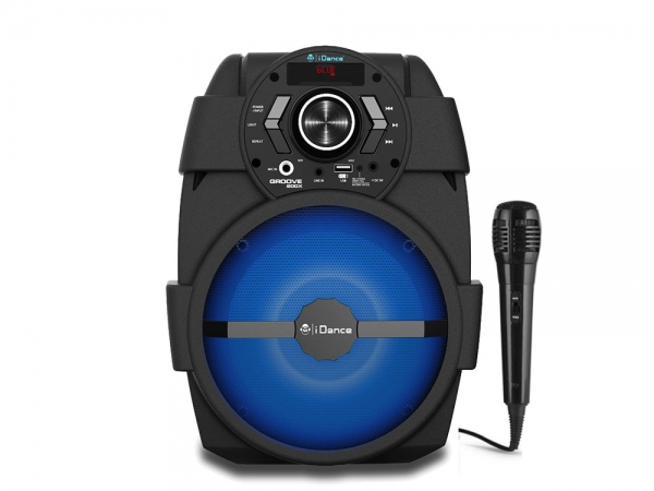 iDance Audio GR200X GROOVE 200 portable bluetooth party speaker