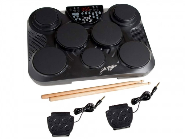 Johnny Brook tabletop digitale percussie drum kit
