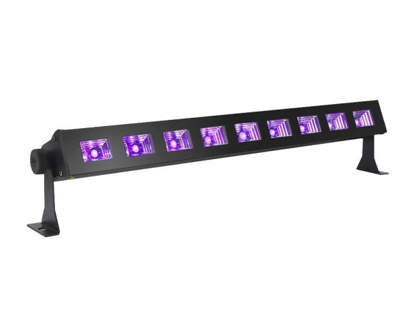 Ibiza Light LED-UVBAR wash blacklight