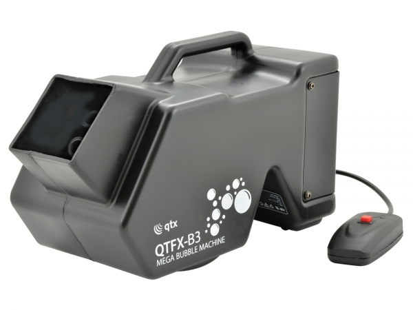 Qtx QTFX-B3 bubble machine