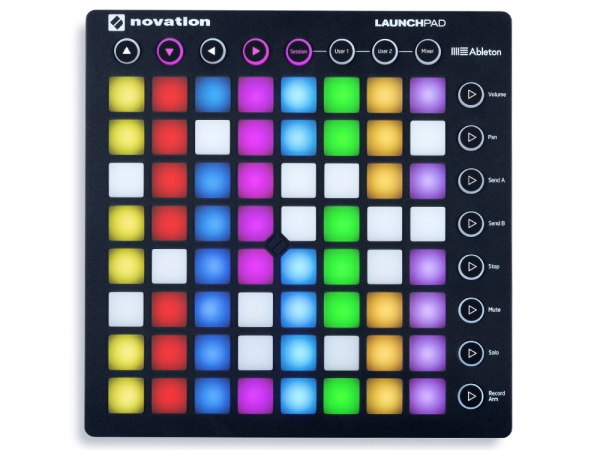 Novation Launchpad MKII MIDI pad controller voor Ableton