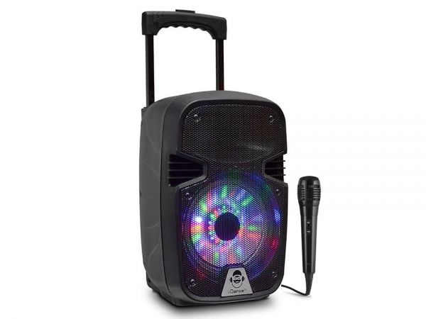 iDance Audio GROOVE 214 MK2 portable bluetooth party speaker