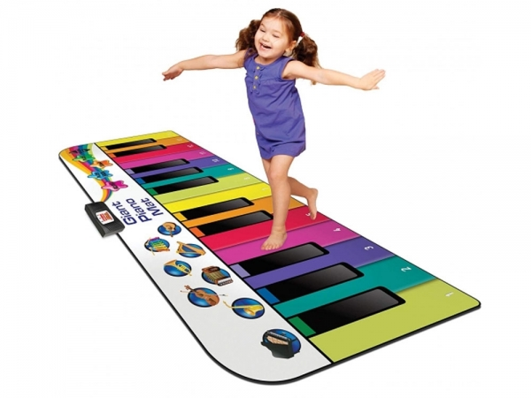 N-Gear Giant Music Piano Mat XXL
