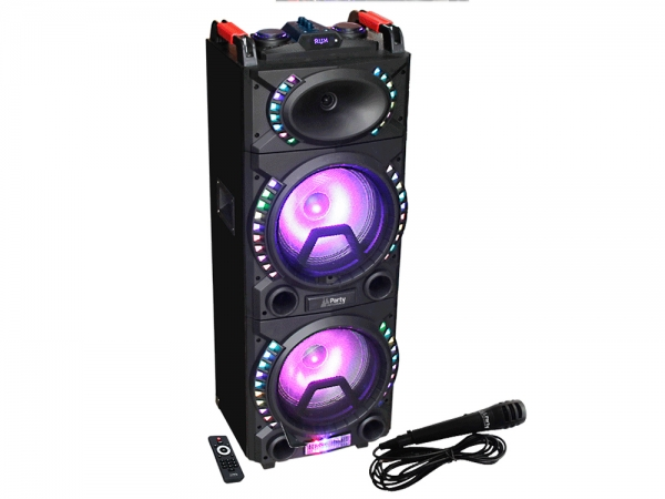Party Sound PARTY-STUP210 stand up DJ all-in-one box 1000 Watt