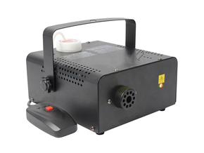 Ibiza Light LSM500LAS 2-in1 rookmachine firefly laser combo 700W