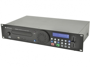 Citronic CDUSB-2 CD speler USB/SD MP3 mediaspeler + afstandsbediening