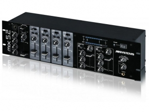 JB Systems MIX5.2 zone mixer