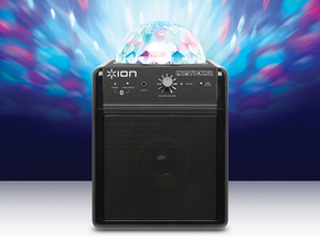 Ion Party Power draadloze speaker met bluetooth
