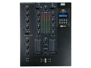 DAP Core MIX-2 USB 2-kanaals DJ-mixer met USB-interface en USB/SD speler