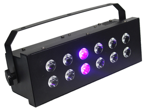 Ibiza Light STROBE12.3LED-UV