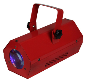 Ibiza Light LCM003LED-RED lichteffect