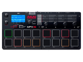 Akai MPX16 Sampler Player/Recorder