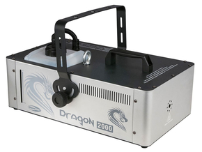 Showtec Dragon 2000 rookmachine 2000W DMX