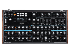 Novation Peak polyfone synthesizer