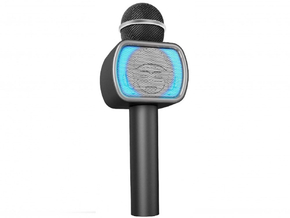 iDance Audio PM-20 Zwart Bluetooth Party Karaoke Microfoon