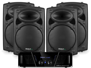 Carnaval Party Set 003 Pro 2800 Watt