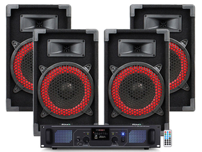 Carnaval Party Set 007 Budget 1000 Watt
