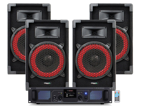 Carnaval Party Set 008 Budget 800 Watt