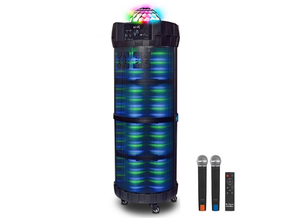 IDance Audio Cyclone CY 6000 1000W draadloos bluetooth party systeem