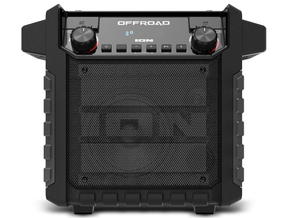 Ion Offroad All-weather wireless portable speaker waterbestendig