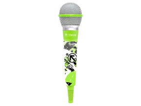 iDance CLM1 Color Mic dynamische microfoon green