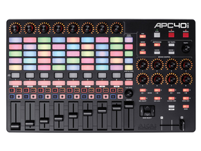 Akai APC40 MKII Ableton Live performance controller incl. Ableton Software