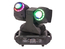 Ibiza Light MHBEAM60-FX dubbele 2-in-1 wash beam Led movinghead met DMX