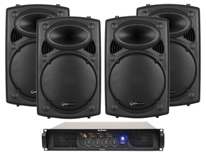 Carnaval Party Pack 1 QTX 3200W