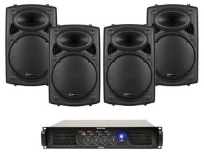 Carnaval Party Pack 3 QTX 1200W