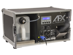AFX PROFAZE-TOUR professionele Fazer rookmachine 1400 Watt in flightcase