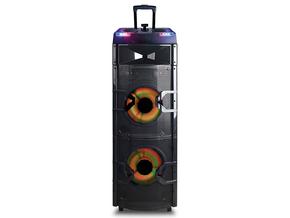 Noonday SP-150BL DJ Party Tower XXL all-in-1 party speaker
